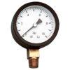 Nyomásmérő óra 0-10bar alsós
